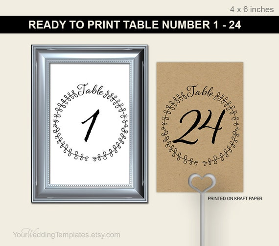 Items Similar To 4x6 Table Numbers Printable Wedding. Free Construction Proposal Template Pdf. Make Cheap Graduation Centerpieces. Superhero Invitation Template Free. Wedding Band Contract Template. Free Meeting Agenda Template. West Point Association Of Graduates. Network Risk Assessment Template. Car Show Flyer Template