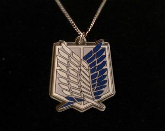 Survey Corps Necklace!