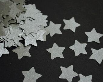 SET 200+  pc Silver star/gold /Wedding Confetti Stars