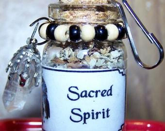 Sacred Spirit Medicine Charm