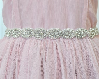 Wedding Belt, sash, EMMA SASH, Bridal sash, Wedding belt