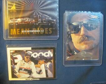 Dale Earnhardt Nascar Cards SET OF 6!!!
