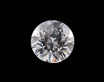 SWAROVSKI ZIRCONIA Loose Gemstone Round Cut 1A Quality 6mm TGW 1.40 cts.