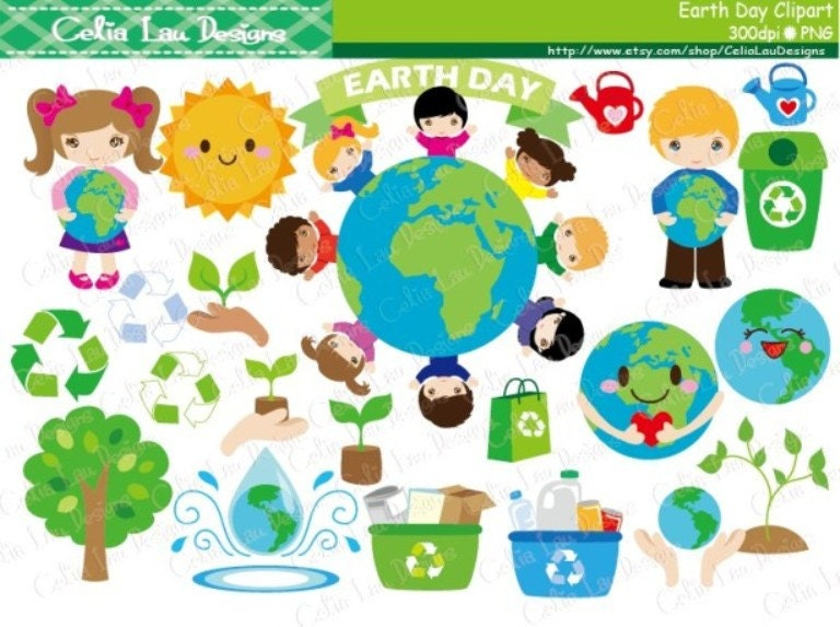 clipart save the earth - photo #35