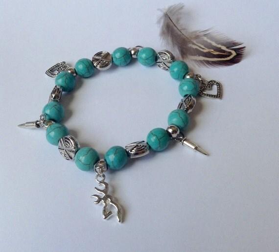 browning bracelet country charm by stinkncutemj