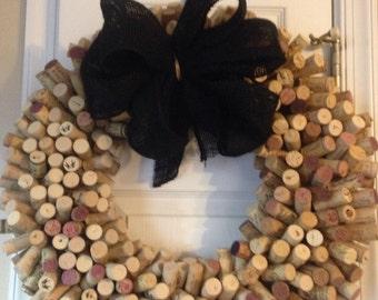 Wreath, Cork Wreath