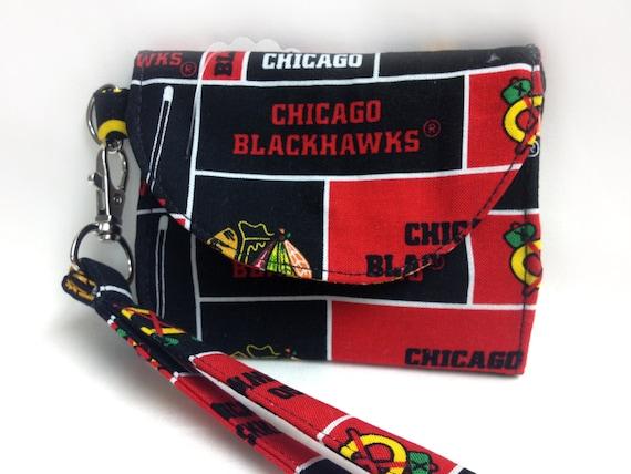 The Champion: Wallet (Chicago Blackhawks Print)