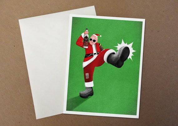 Glamta Christmas Card
