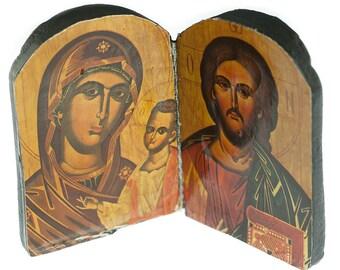 Hinged Saint Icon
