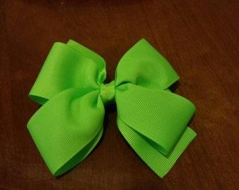Solid Pinwheel Bow