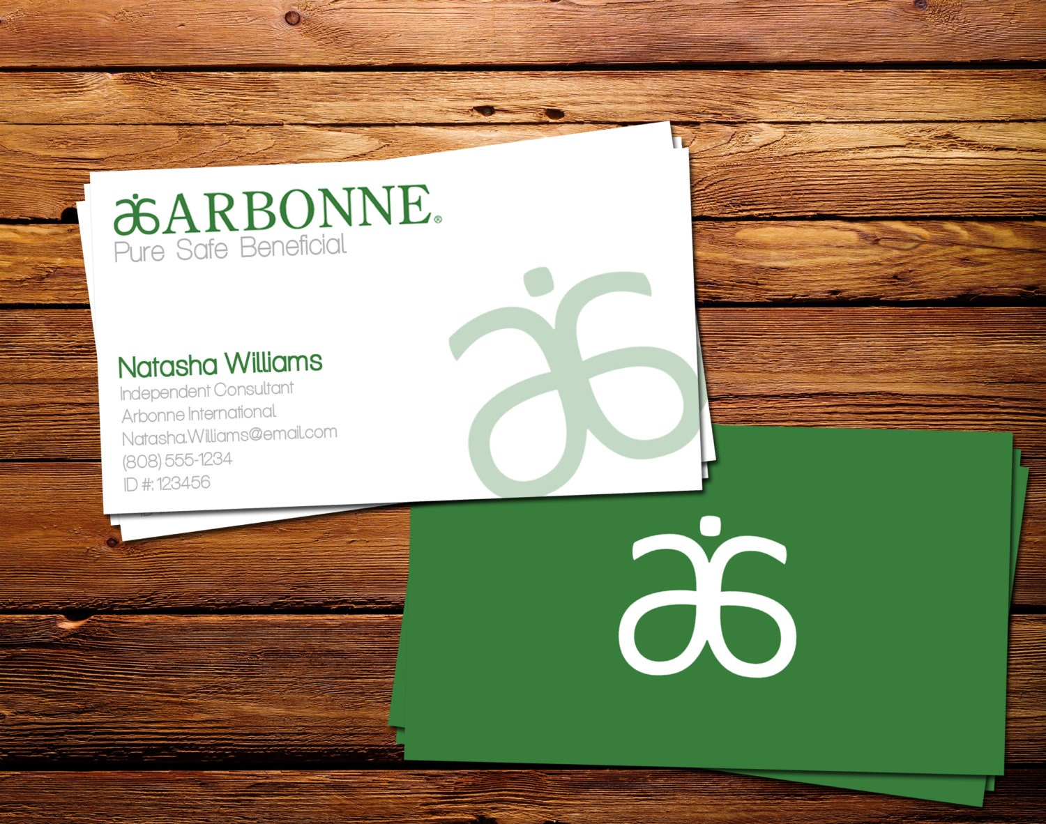 Make Your Own Business Card Template | Business Card Sample