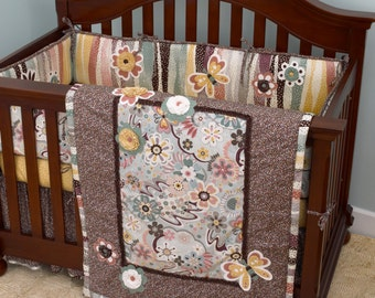 Cotton Tale Designs Penny Lane 4pc Baby Bedding