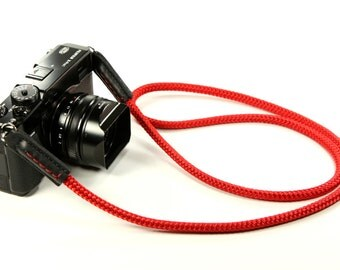 Classic Non-adjust: Cord camera neck strap