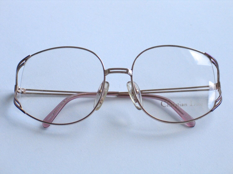 Eyeglass Frames Made In Austria : Christian Dior gorgeous vintage eyeglasses frame never ...