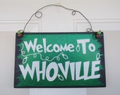 Sign the grinch christmas decoration sign the grinch sign christmas