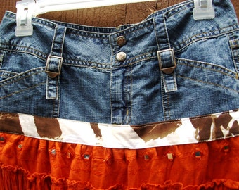 Country Concert Skirt Size 1