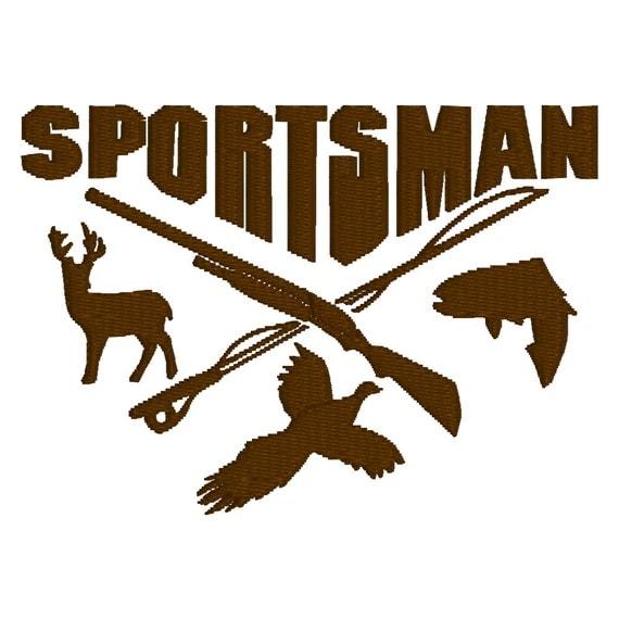free clipart sports man-#19