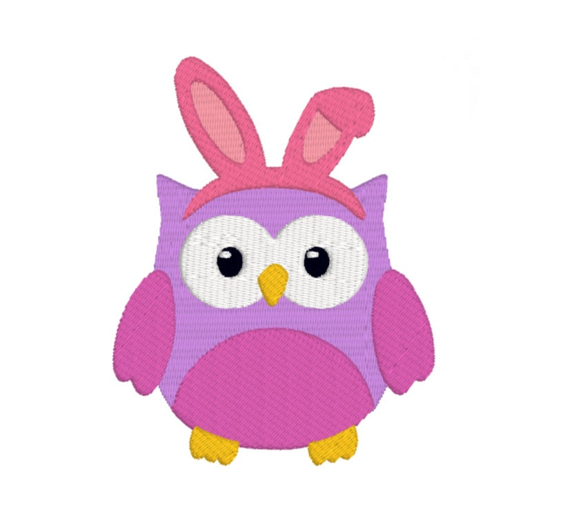 free easter owl clip art - photo #40