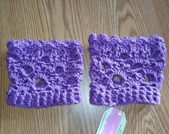 Lacy Boot Cuffs/ Boot Sleeves