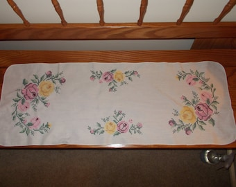 "36""L Dresser or Table Scarf"