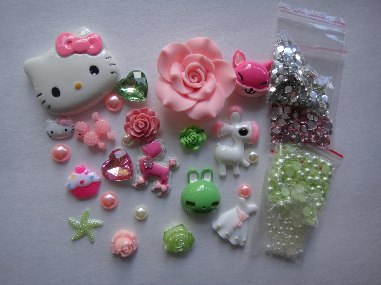 #8B4052 Pink Green Kids Poodle Fox Dress Hello Kitty Deco By Gilpindiy 6960 Deco De Noel Hello Kitty 1500x1125 px @ aertt.com