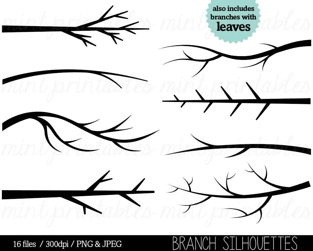 tree limb clipart - photo #30