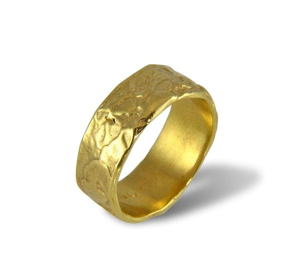 Natural Wedding Rings 028 - Natural Wedding Rings