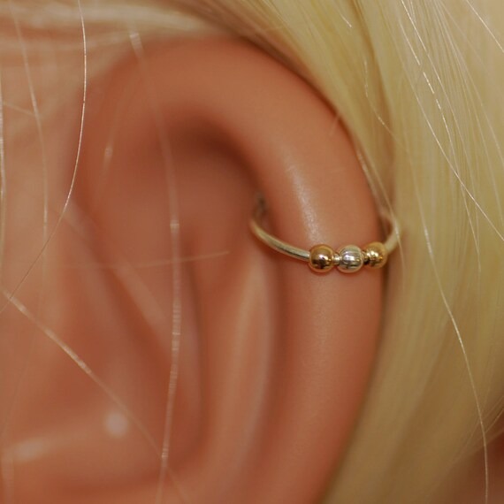 Rose Gold Beaded Cartilage Hoop Earring $ $ 30% off Almost Everything plus 15% off with code CDAY15 on $25 or more purchase 20G Sterling Silver Gold & Graduated Crystal Cartilage Hoop Earring $ $ 30% off Almost Everything plus 15% off .
