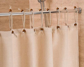 Purely Natural (undyed) 100% Hemp Fabric Available By The Metre, To Make