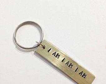 Aluminum Keychain - Sylvia Plath Keychain