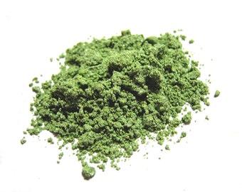 Green Vegan Eyeshadow (Springtime)