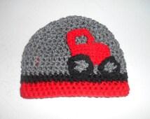 Red Tractor Hat - Farmall/Case/IH