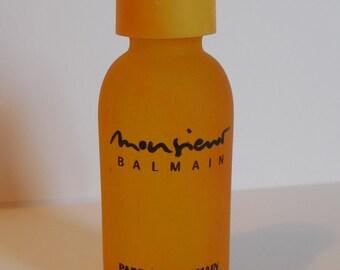 Mr. de BALMAIN perfume miniature