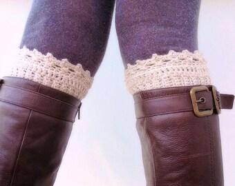 Boot Cuffs Crochet Pattern Instant Download