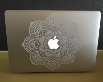 Decorative Mandala for Apple Macbook