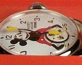 Disney Pedre Mickey Mouse Watch! New Retired and out of Production