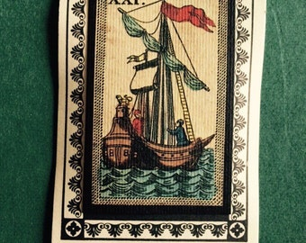 Ex Libre Ship Bookstamps with Unusual Box