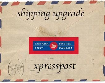 Shipping Upgragde - Canada Post Xpresspost