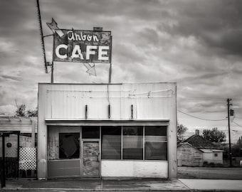 Anbon Cafe, Green River, Utah