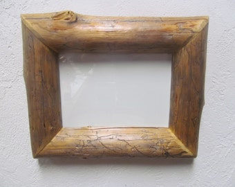 5 x 7 Rustic Picture Frame