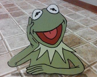 V Frog Kpm Kermit the frog...
