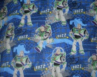 Buzz Lightyear from Toy Story  Standard Pillowcase