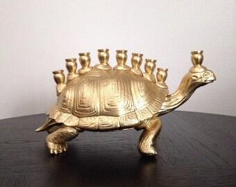 Menurtle: Turtle Menorah