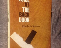 """1965 Time Life book """"The Voice At the Back Door"""" by Elizabeth Spencer"""