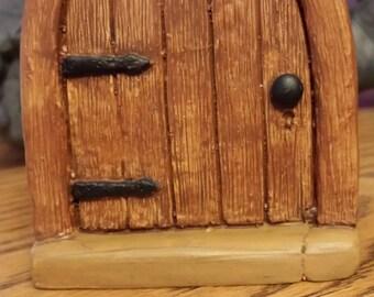 Fairy door, Gnome door, doorway to middle earth