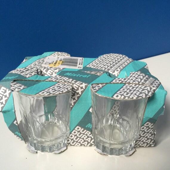 un set de 4 duralex verres dans l 39 emballage d 39 origine. Black Bedroom Furniture Sets. Home Design Ideas