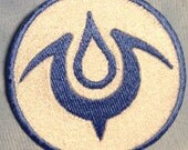 Mark of Naga/Brand of the Exalt from Fire Emblem: Awakening Embroidered Patch
