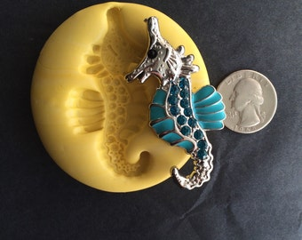 Sea Horse Silicone Mold