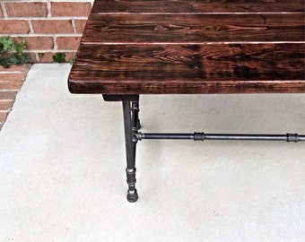 Coffée Table Americano Reclaimed Wood Coffee Table Side Table Console Table