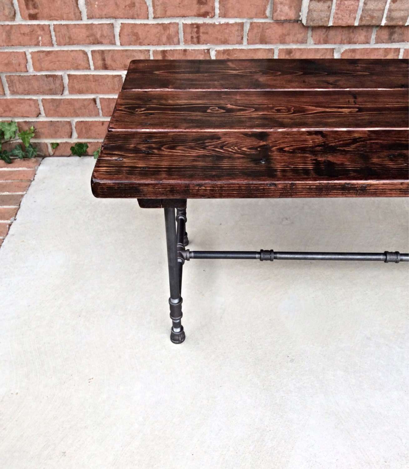 outdoor coff e table americano reclaimed wood patio coffee